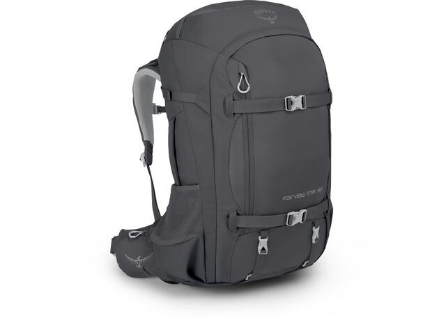 Osprey Fairview Trek 50 Backpack Dam charcoal grey